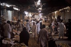 Local Market - KPK - Pakistan