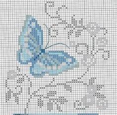 Vlinder patroon