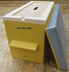 How to build a 5 frame bee nuc box