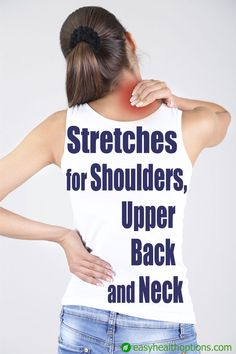 Tightness, pain and restricted range of motion in the upper back, shoulders and neck are common. But they don't have to be.