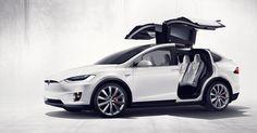 """""""Avantgardiste"""" telle est la définition de la Tesla Model X, présentée cette semaine par Elon Musk (surnom Iron Man), patron démiurge de Tesla Motors."""