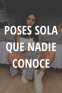 Poses sola que nadie conoce You stand alone that nobody knows Cute Poses For Pictures, Poses For Photos, Photo Poses, Girl Photography Poses, Tumblr Photography, Insta Photo Ideas, Photo Tips, Photo Recreation, Pretty Photos