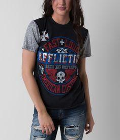 Affliction American Customs Volume T-Shirt