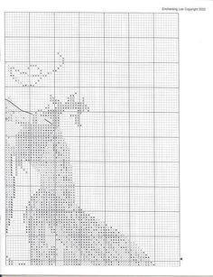 Gráficos y Trabajos Punto de Cruz   Aprender manualidades es facilisimo.com
