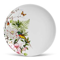 Plate Wall Decor, Plates On Wall, Clay Art Projects, Clay Crafts, Pottery Painting, Ceramic Painting, Ceramic Plates, Decorative Plates, Dinner Plate Sets