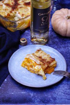 Butternut and goat cheese lasagna - Marine is Cooking - butternut goat lasagna recipe - Breakfast And Brunch, Easy Banana Bread, Banana Bread Recipes, Eat Better, Cheese Lasagna, Healthy Snacks, Healthy Recipes, Healthy Smoothie, Keto Crockpot Recipes