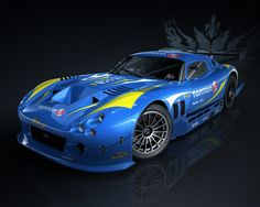 TVR Speed 12
