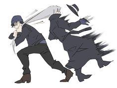 Why's this so hilarious 😂 Conan Comics, Detektif Conan, Anime Guys, Manga Anime, Kaito Kuroba, Detective Conan Wallpapers, Kaito Kid, Kudo Shinichi, Magic Kaito