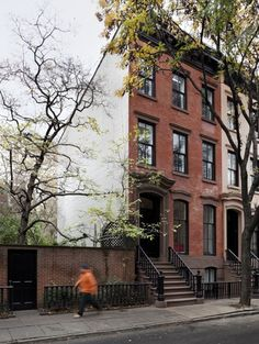 What I would give for a townhouse in the West Village...