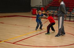 Thank you PSU men's basketball team for hosting a clinic for our Littles! 2014