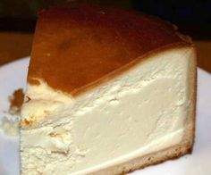 Authentic Pagliacci's New York Style Cheesecake - MasterCook