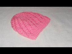 Uncinetto Crochet Cappellino - YouTube