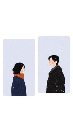 Image shared by Blue cat. Find images and videos about art, text and illustration on We Heart It - the app to get lost in what you love. Art And Illustration, Illustrations, Cute Couple Cartoon, Cute Couple Art, Sweet Couple, Cartoon Wallpaper, Aesthetic Art, Aesthetic Anime, Illustrator Design