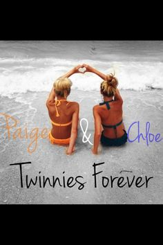<3 Love this! (Found this on google search Chloe and Paige from dance moms)