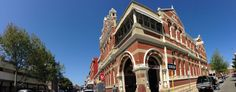 Fremantle Central including a Central Fremantle Map, Demographics, Geography Post Office, Western Australia, Geography, Mansions, Country, House Styles, Rural Area, Snail Mail, Villas