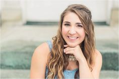 Summer Senior Session by Destinee Stark Photography // Akron, Ohio