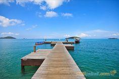 เกาะหมาก พาร่างกายและหัวใจไปติดเกาะ
