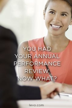 Itu0027s Performance Review Time! Hereu0027s What To Do Afterwards.