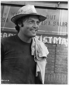 """Stacy Keach in """"Fat City"""" Director: John Huston. New Wave Cinema, Stacy Keach, John Huston, Fight The Good Fight, Old Shows, Independent Films, Interesting Faces, Film Director, Movie Tv"""