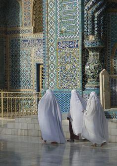 Mazar-e-Sharif, Afghanistan... How I miss the beauty of my land & people.