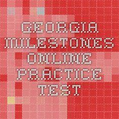 11 Best Georgia Milestones Images On Pinterest Georgia Teaching