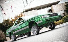 1986 Chevrolet El Camino - Lowrider Magazine Photo 06