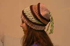 Ravelry: momcook's A Stitch Sampler Hat for the Loom