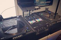 The centerpiece of every DJ setup. Check out the 9 best DJ mixers in the world today! Best Dj Mixer, Dj Events, New Dj, Dj Setup, Professional Dj, Pioneer Dj, Dj Gear, Different Art Styles, Dj Equipment