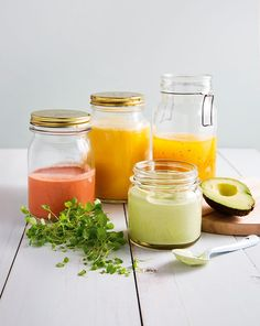 The perfect dressings to go with all your favourite Spring meals.