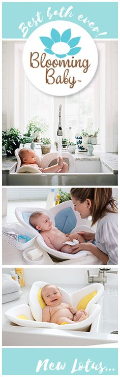 The new Blooming Bath Lotus is now available.  It's the perfect way for your little ones to enjoy a safe bath time in this cuddly adorable plush flower! A perfect baby shower gift.   $39.99