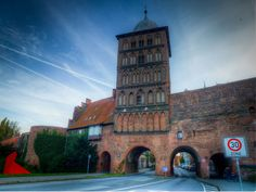The Old City Of Lubeck