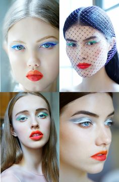 Christian Dior Haute Couture makeup