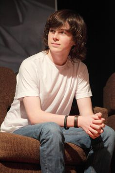 chandler riggs 2015
