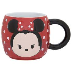 Your WDW Store - Disney Coffee Cup Mug - Stackable Tsum Tsum - Minnie