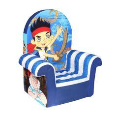 Marshmallow Children's Furniture - High Back Chair - Disney's Jake and Neverland Pirates Marshmallow Furniture http://www.amazon.com/dp/B00EVQJ3HA/ref=cm_sw_r_pi_dp_pOo8tb1STJHJS