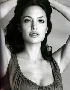 Angelina Jolie  Who got the sexiest lips like hers?