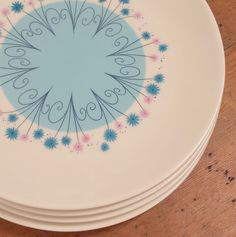 Hey, I found this really awesome Etsy listing at https://www.etsy.com/listing/254163356/4-dinner-plates-impromptu-iroquois