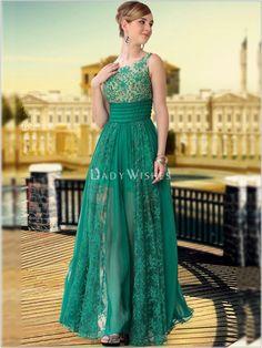 Wedding Guest Dresses Sleeveless Wedding Dress Dark Green Color - Dress Inspiration for Women