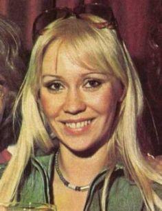 Agnetha in Australia 1977