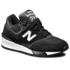 sports shoes c05ac 97259 Sneakers NEW BALANCE - ML597AAC Svart - Sneakers - Lågskor - Damskor -  www.eskor