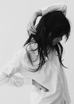 Charlotte Gainsbourg for Current Elliott Jeans