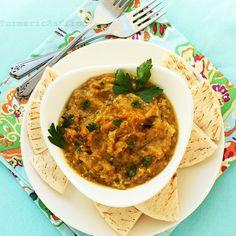 Turmeric & Saffron: Mirza Ghasemi