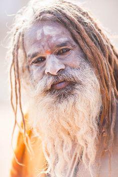 Sadhu in Rajasthan, India