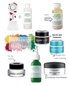The Sweetest Thing: Skincare Must-Haves