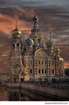 St. Peterburg, Russia   Awesome place to visit