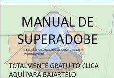 Libros y Manual de Superadobe y generadores eléctricos,en castellano.                                                                                                                                                                                 Más
