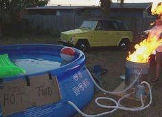 This hot tub.