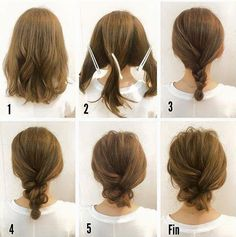 Wanna sleep an extra 15 minutes before church tomorrow? Try this easy braid!