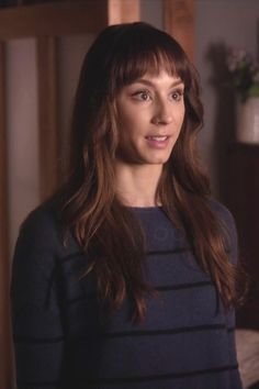 Spencer Hastings wearing  Dolce Vita Lunna Flats, IRO Flesk Jeans