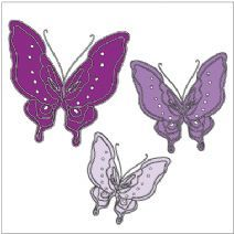 http://www.avalisa.com/  ButterflyStretched Wall art from $59